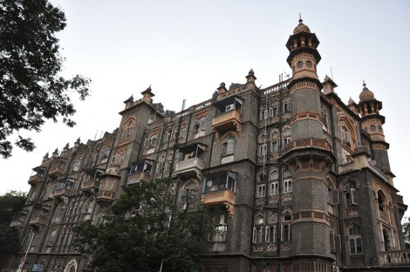 Majestic House, Mumbai Architecture