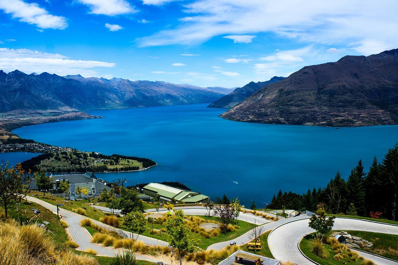 Lake Wakatipu, Queensland, New Zealand