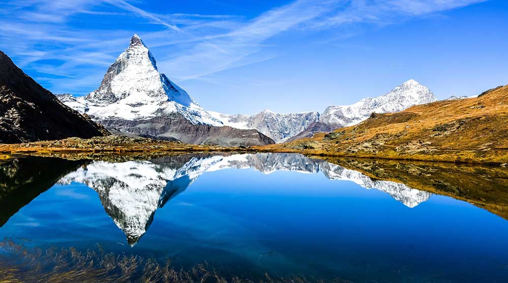 Hiking in Switzerland, The Matterhorn