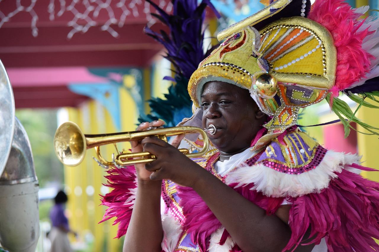 Bahamas Carnival Junkanoo parade