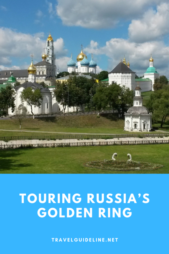 Touring Russia's Golden Ring