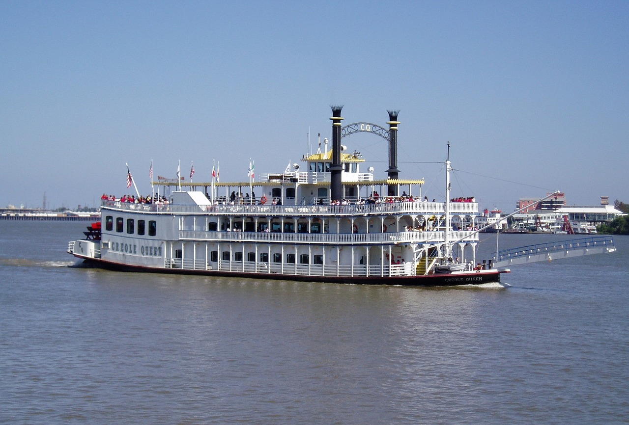 New Orleans Riverboat Tours
