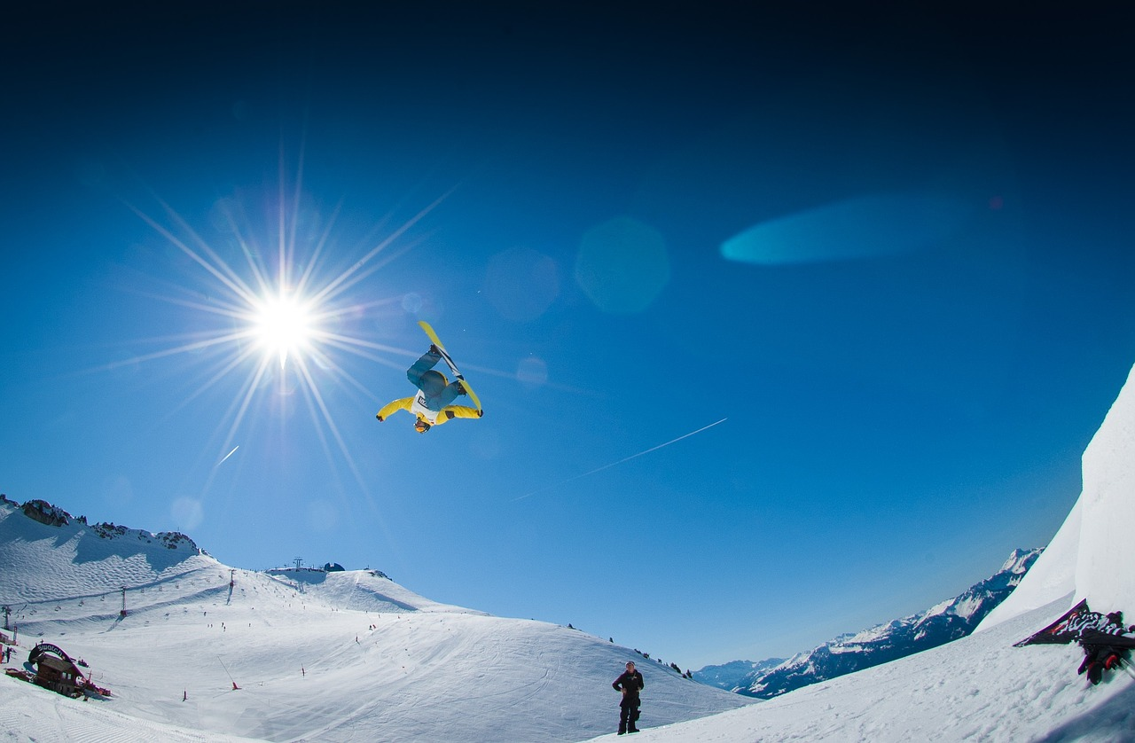 Top 3 Snowboard Parks