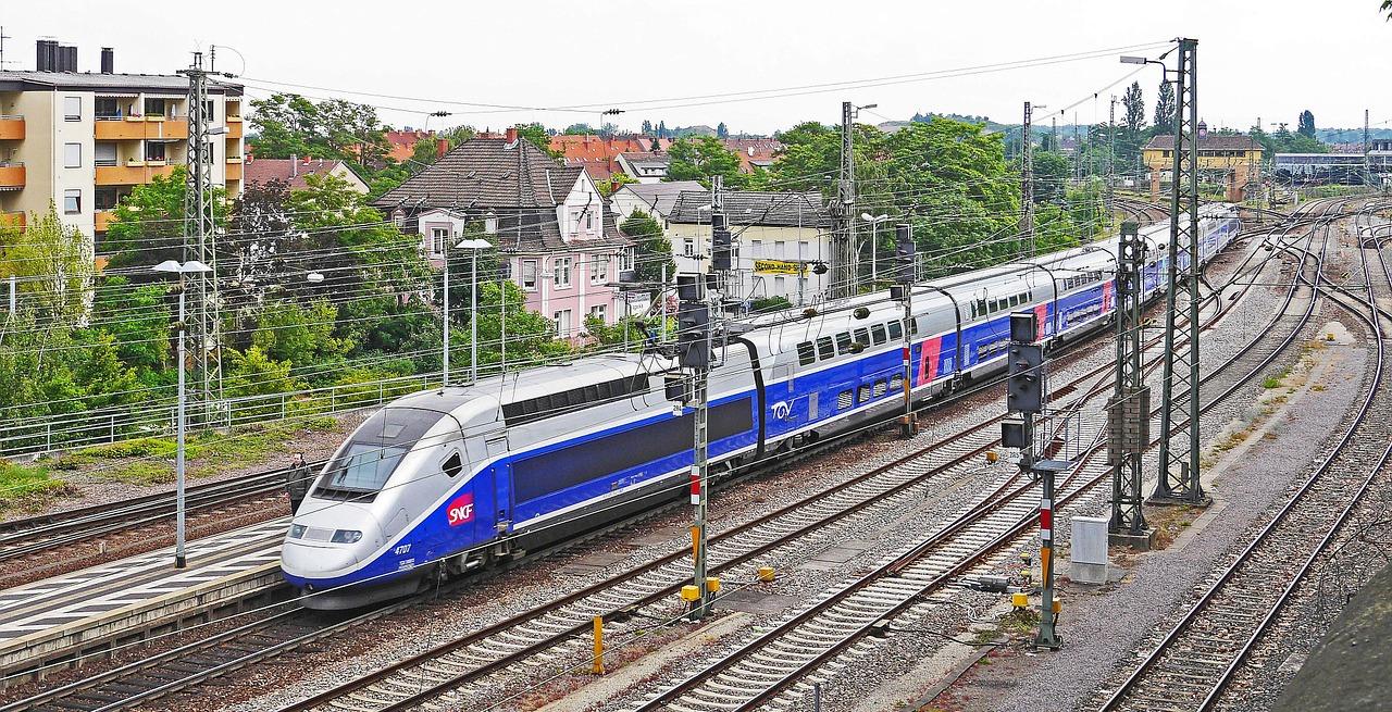 TGV Train Europe