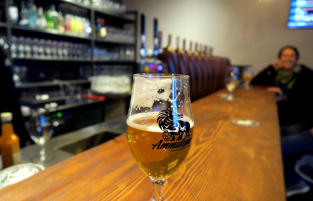 AmmutsOn Craft Beer Dive