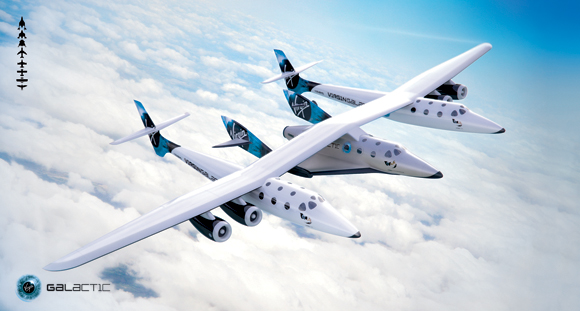 Space Travel - Virgin Galactic VSS Enterprise